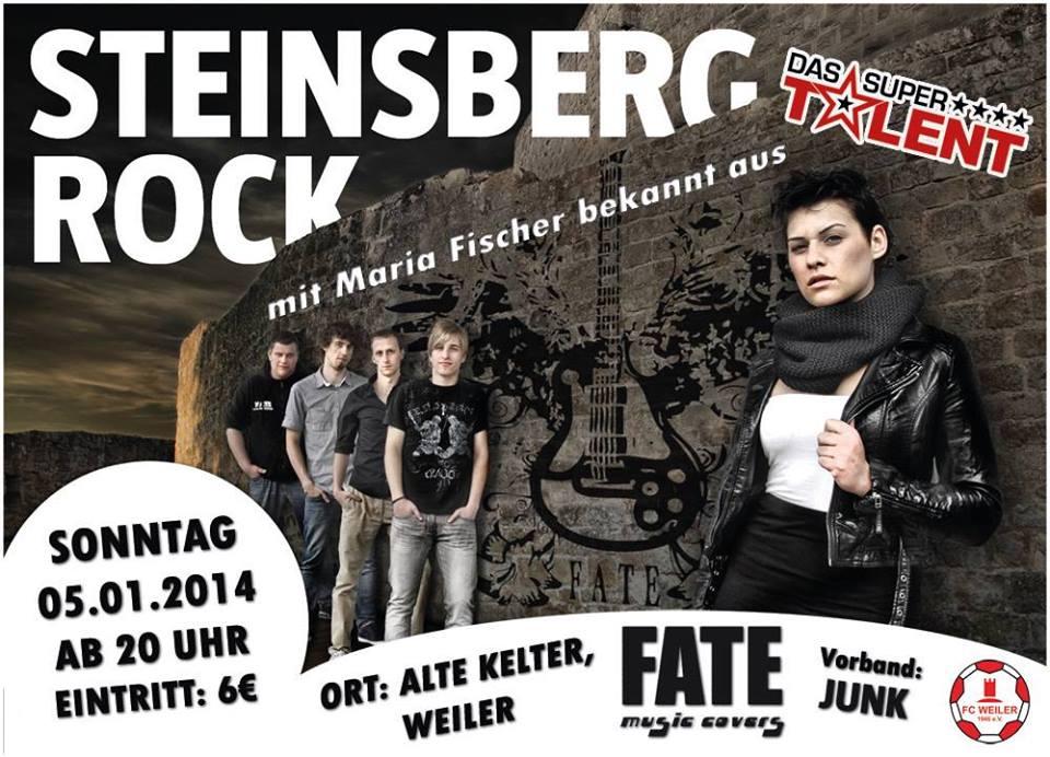 Steinsbergrock